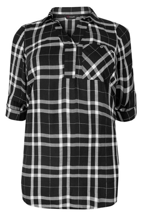 plaid shirt, Girly Grunge