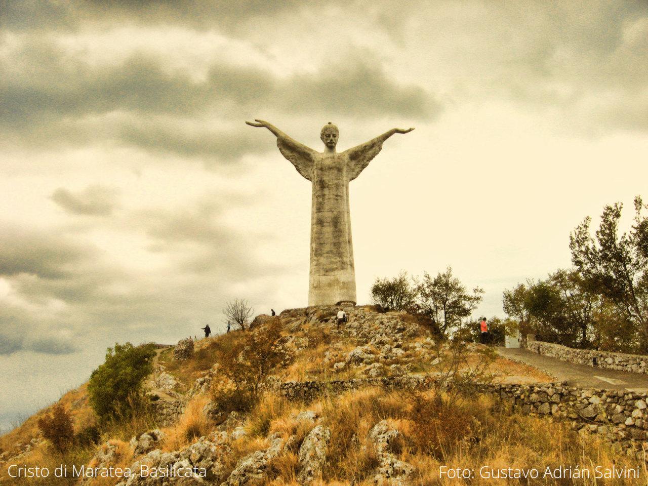 Cristo di Maratea, Basilicata