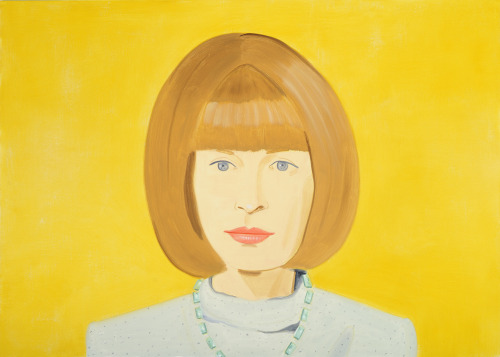 tumblr_mso60hggGM1qfc4xho1_500 Alex Katz, Anna, 2009 Contemporary