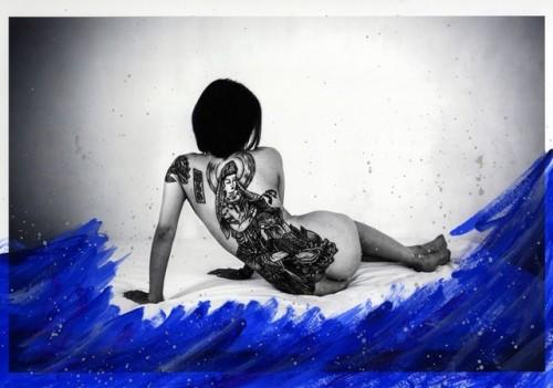tumblr_pd8v27pFQ21qz6f9yo1_500 Tattoo you, Chloé Jafé Random