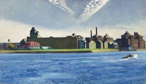 tumblr_p80b2gTHP61qz6f9yo1_500 Blackwell's Island, Edward Hopper Random