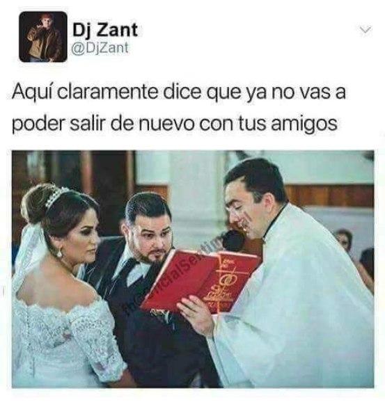 El sagrado matrimonio