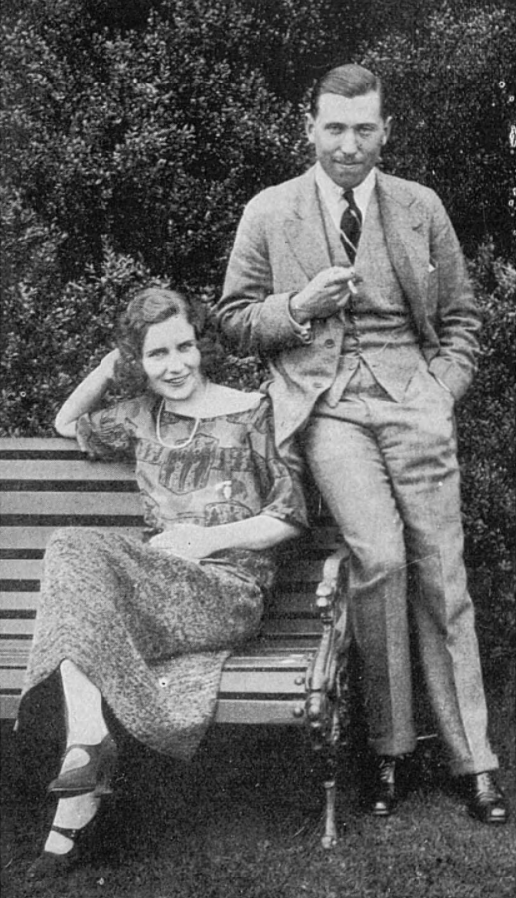 Aubrey and Mary Herbert, Earl and Countess of Carnarvon,…