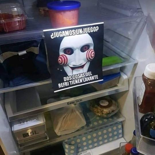 El frigorífico de Jigsaw