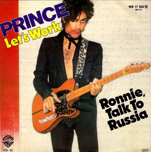 """4f8e876dc On this day in music history: January 6, 1982 – """"Let's Work"""" by Prince is  released. Written, performed, and produced by Prince, it is the ninth  single ..."""