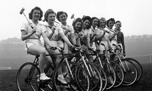 Equipe féminine de fixie