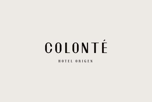 """tumblr_pdgvtpSzg61r5vojso5_500 Brand Identity forColonté byBienal Comunicación""""Colonté was... Design"""