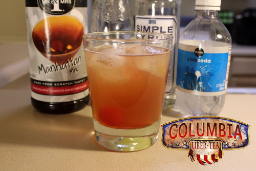 Columbia Liber Tea Bioshock Infinite Mocktail The Drunken Moogle
