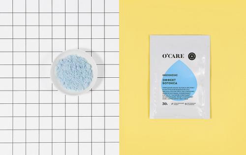 "tumblr_pdbofesqor1r5vojso7_500 Identity & Packaging for O'Care by Nika Levitskaya""Naming,... Design"