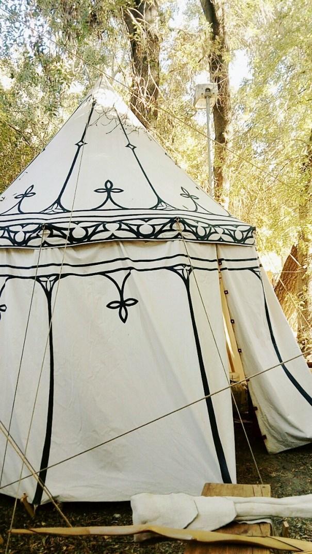tents – Reenactment