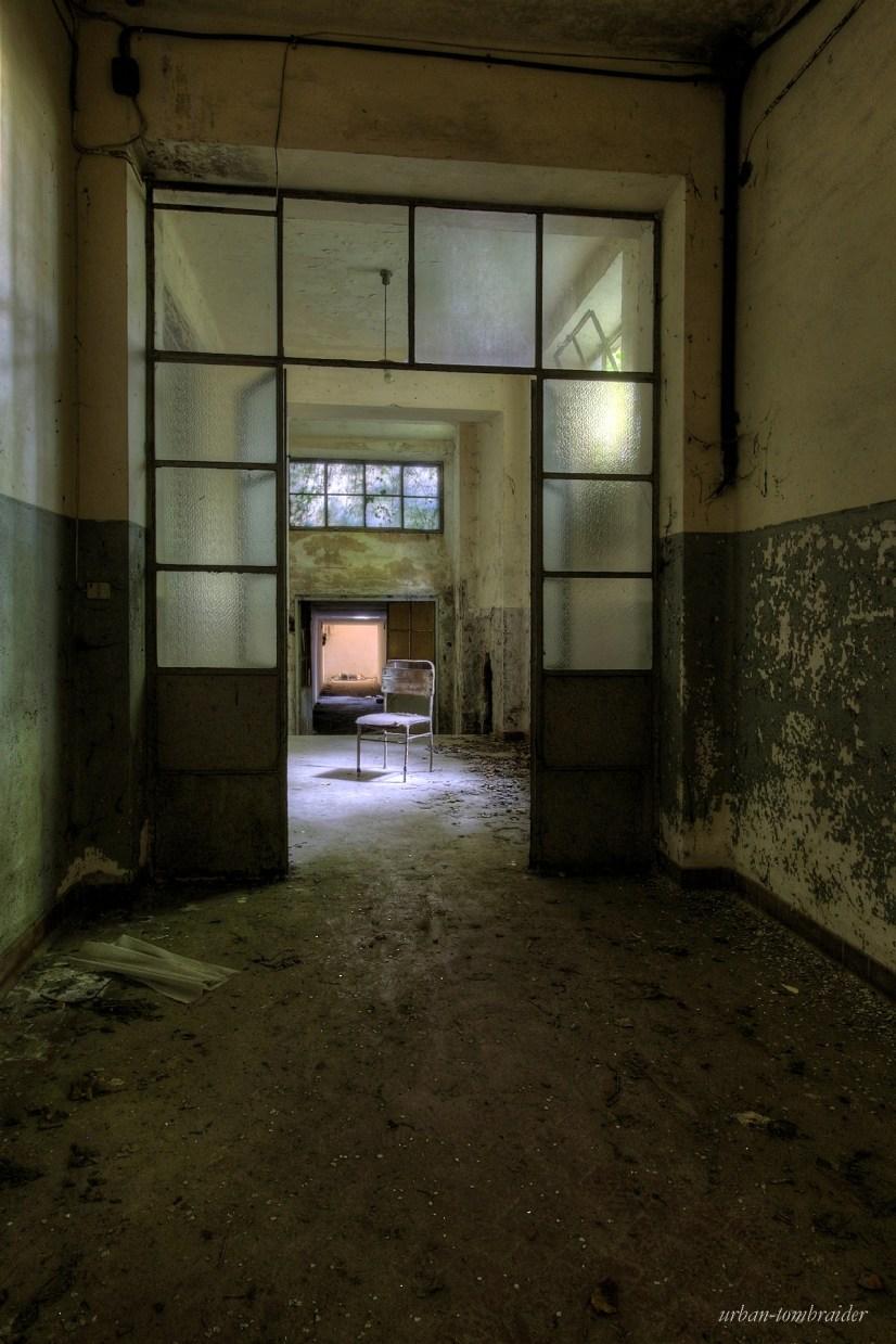 Abandoned lung sanatorium, Italy, 2017.flick… – Abandoned Playgrounds