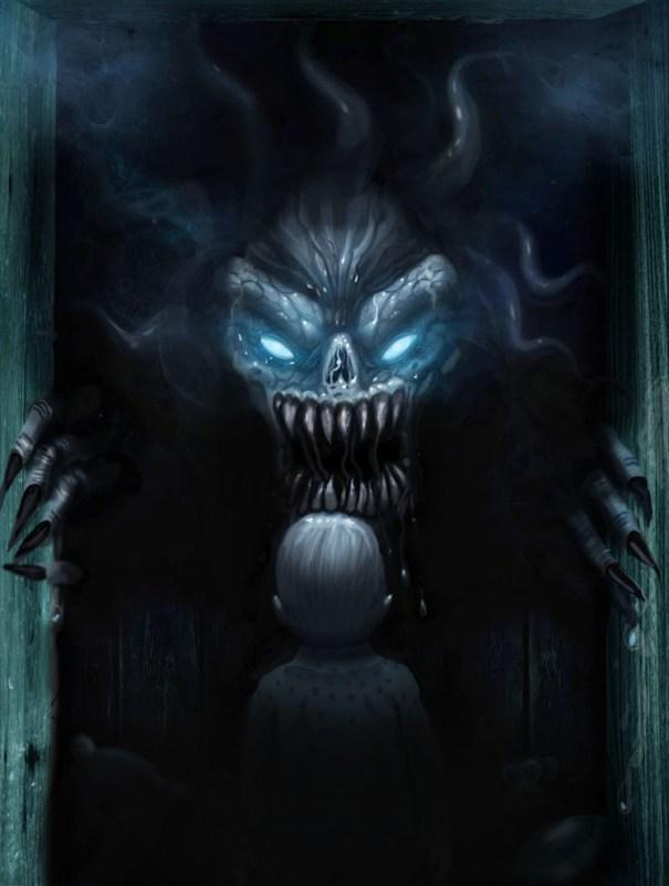 3476b4495 The Boogeyman, Stephen King by demianv – Horror