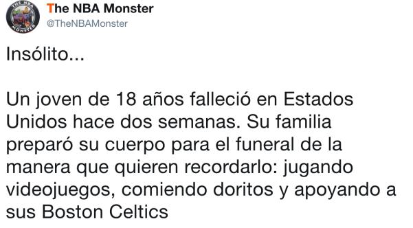 El funeral perfecto
