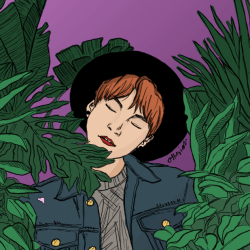 Bts Coloring Book Project