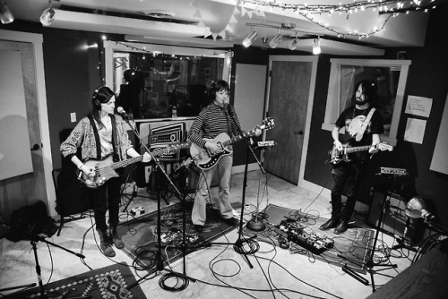 Porolo, live at Radioboise in Black & White. AS