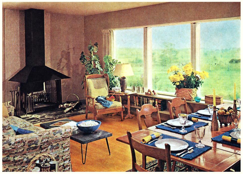 Home Decor, 1964