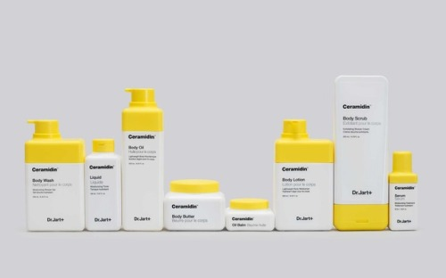 "tumblr_p2xnjiD8UQ1r5vojso1_500 Packaging for Dr. Jart+ through Pentagram""Bins and product... Design"