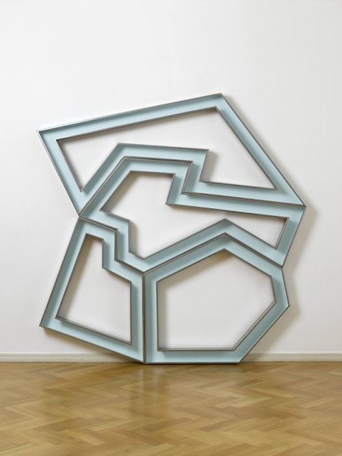 tumblr_p302y8dKEo1qfc4xho1_500 Richard Deacon, Alphabet M, 2013 Contemporary