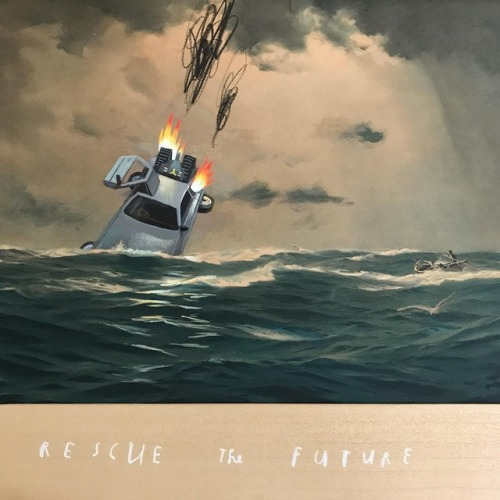tumblr_p6hc9u5G0S1qz6f9yo1_500 We're sunk, Oliver Jeffers Random