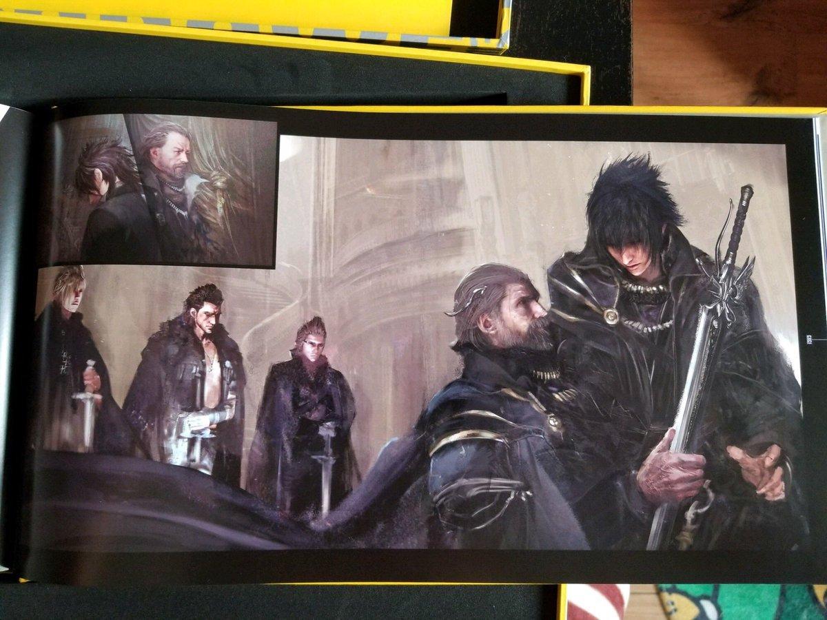 Final Fantasy XV OT2 For Jared Page 221 NeoGAF