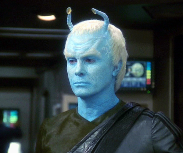 Thats Mr Trekker To You Bud Jeffrey Combs Star Trek