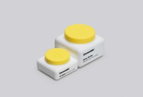 "tumblr_p2xnjiD8UQ1r5vojso2_500 Packaging for Dr. Jart+ through Pentagram""Bins and product... Design"