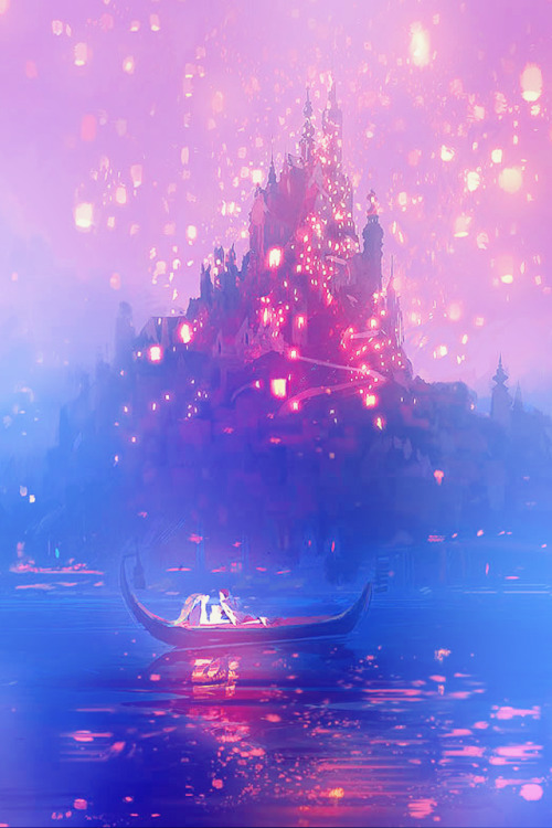 Disney Tangled Iphone Wallpaper