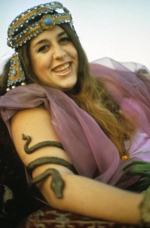 a75be1741 Mama' Cass Elliot photographed by Henry Diltz in Palm… – R&B
