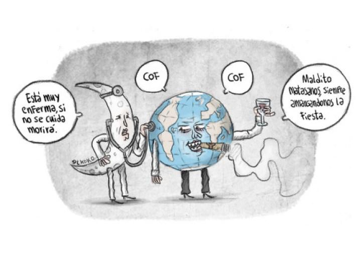 Sobre negacionistas del cambio climático y sus consecuencias #ClimaticChange #CambioClimático