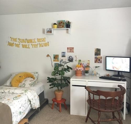 artsy room | Tumblr on Room Decor Tumblr id=12986