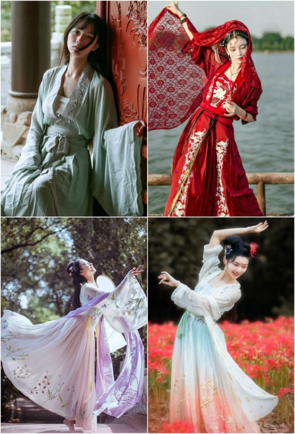 bfed9f906 Which hanfu style is your favorite? – China (中国)