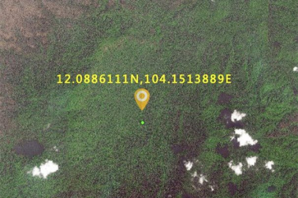 Flight Mh370 Mystery Man Spotted Plane On Google Maps