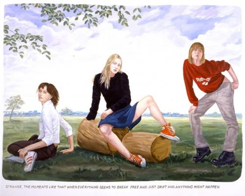 tumblr_p7l8w9UFlU1qz6f9yo7_500 Don't bother with the local girls, Muntean/Rosenblum Random