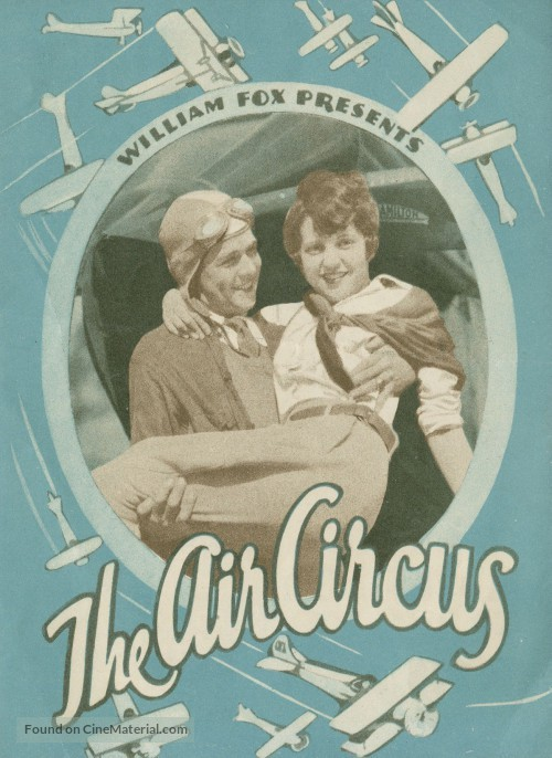The Air Circus (1928) is now lost.