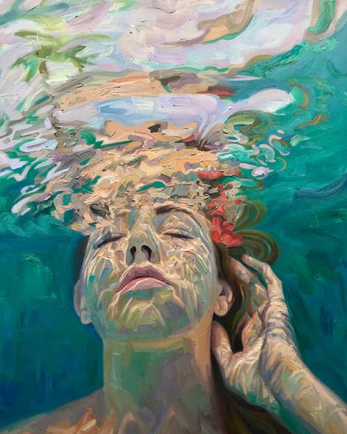 tumblr_pc20czUcpb1qz6f9yo4_500 Breathing underwater, Isabel Emrich Random
