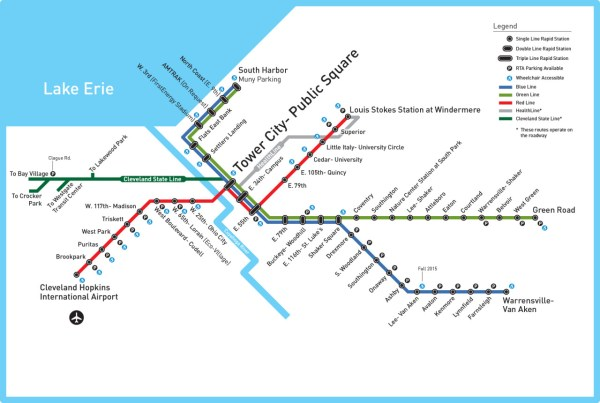 Submission – Official Map: Rapid Transit of... - Transit Maps