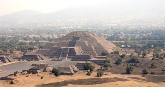 Pirámides de Teotihuacan