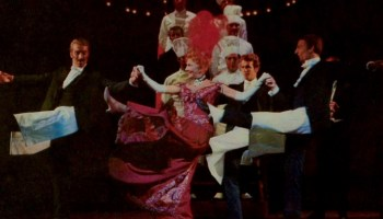 The only film of Mary Martin performing Before… – Opera