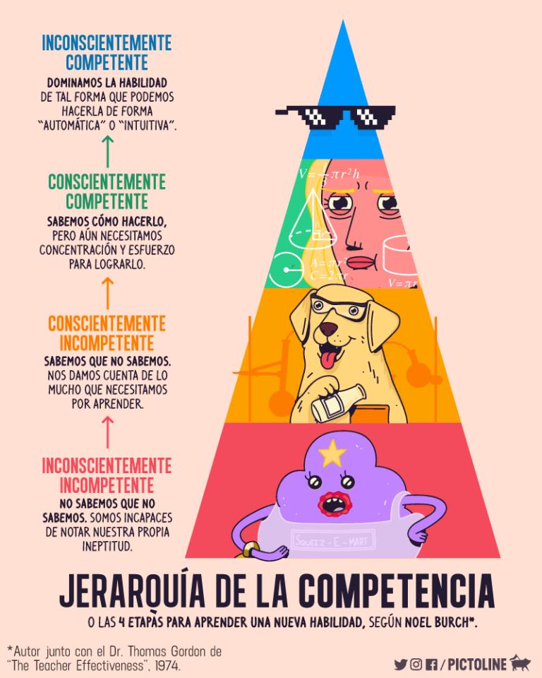 Jerarquía de la competencia