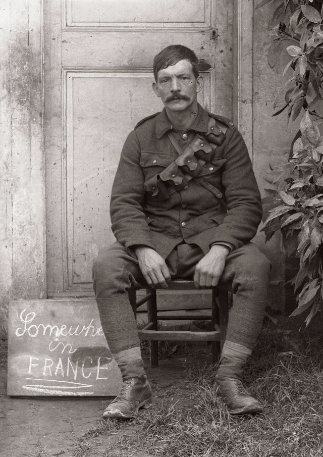 Lost Tommies portraits of the Somme