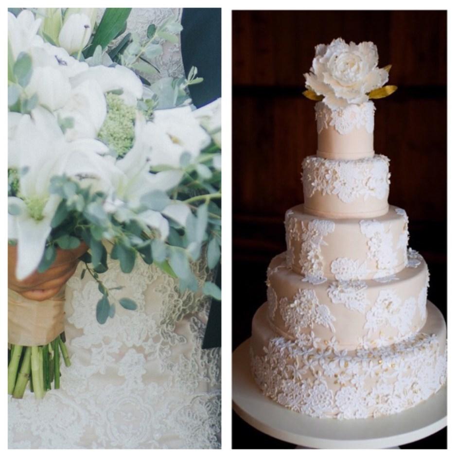 Lace Wedding Cake I Sugar Flower Wedding Cake I Champagne and Lace Wedding Cake   #mischiefmakercakes #themischiefmaker #bemischievious  #kentuckyweddingcake #laceweddingcakes #laceweddingcake