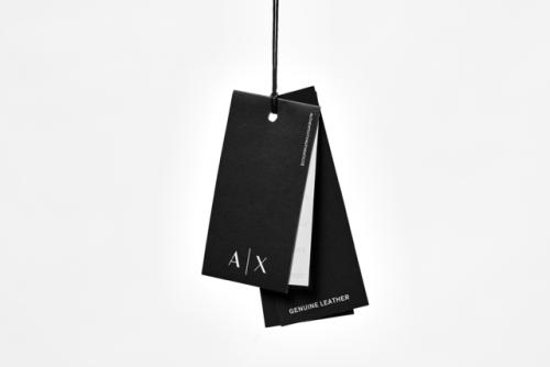 "tumblr_ozjyb6MnCZ1r5vojso1_500 Brand Identity forArmani Exchange by Anagrama""In collaboration... Design"
