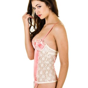 This smoking hot chemise and matching g-string panty set is what you have been looking for! This…, March 21, 2018 at 09:36AM