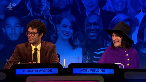 the big fat quiz of the year 2017 air date