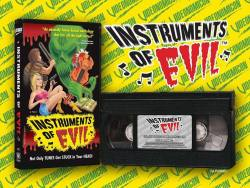 #HappyCanadaDay from us at #Videonomicon! To celebrate we just announced our next release, the horror-comedy anthology #InstrumentsOfEvil (2016) coming to #LimitedEdition #VHS later this month! Visit our website for full details and to view the home video trailer! https://www.videonomicon.com #VHSCU #Canuxploitation
