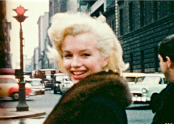 6d8446c369 Marilyn Monroe in New York, 1955 – The lost film of Peter… – History