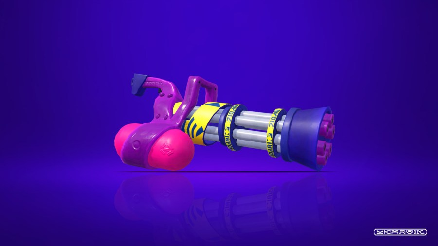 Zink Mini Splatling