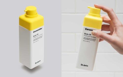 "tumblr_p2xnjiD8UQ1r5vojso7_500 Packaging for Dr. Jart+ through Pentagram""Bins and product... Design"