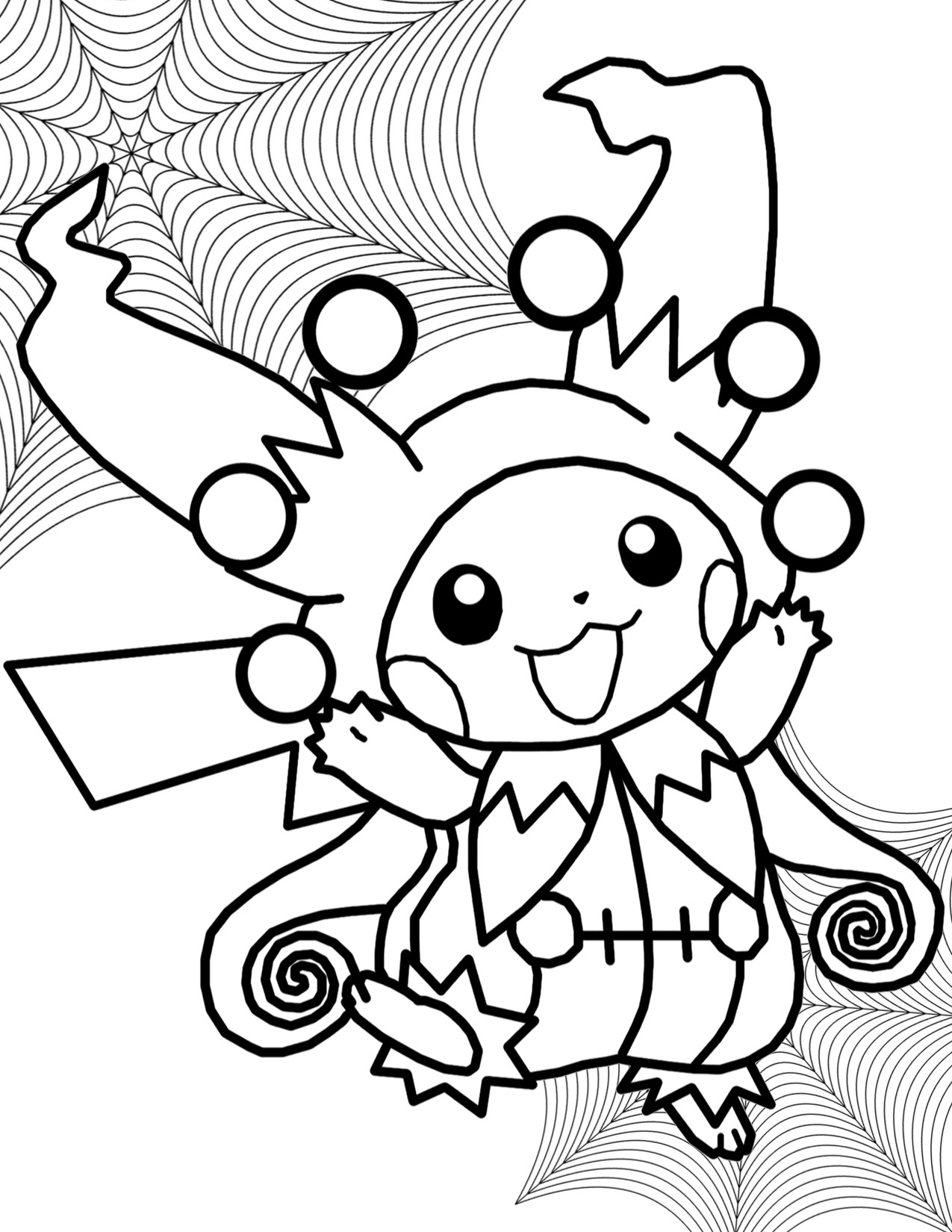 Colormon Here Is The Last Of The Halloween Coloring