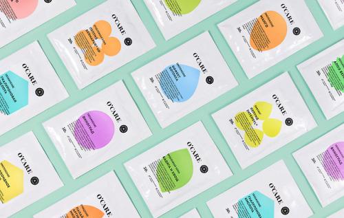 "tumblr_pdbofesqor1r5vojso3_500 Identity & Packaging for O'Care by Nika Levitskaya""Naming,... Design"